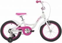 Велосипед Pride Alice 16 белый